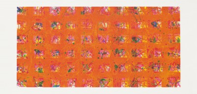Sam Francis, Le stagioni: La pioggia d'oro, 1984