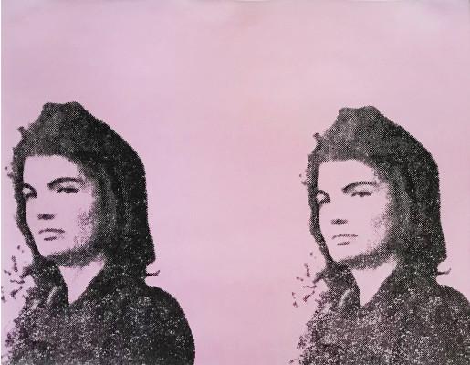 Andy Warhol, Jacqueline Kennedy II (Jackie II) II.14, 1966