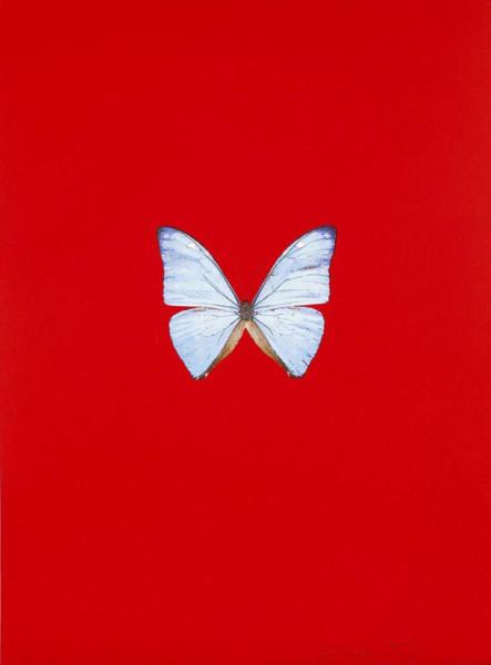 Damien Hirst, New Beginnings 1, 2011