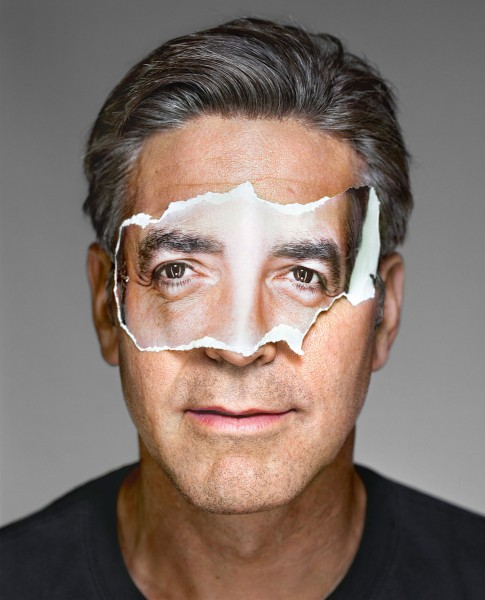 Martin Schoeller, George Clooney, 2014