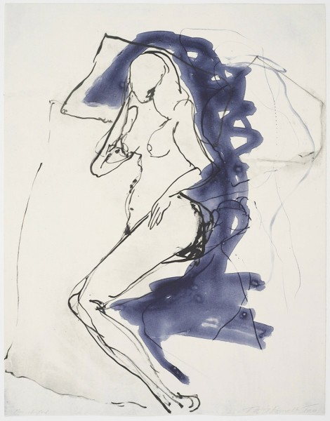 Tracey Emin, More Of You, 2014