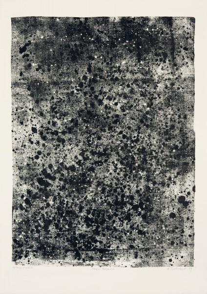 Jean Dubuffet, Nappe léopardée, 1959