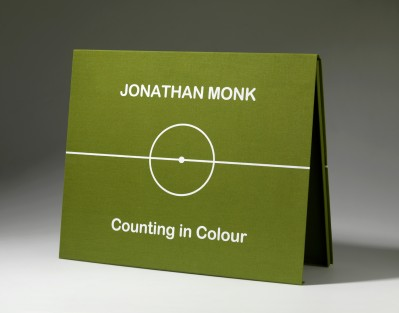Counting in Colour by Jonathan Monk