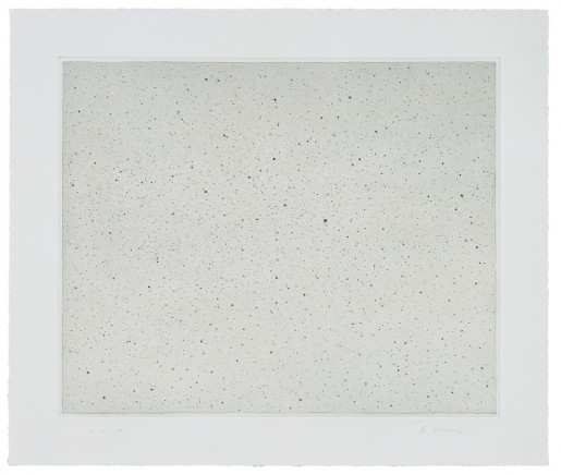 Vija Celmins, Night Sky I (Reversed), 2002