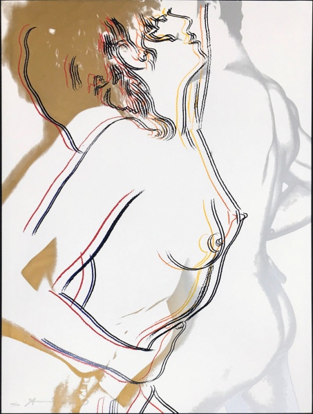 Andy Warhol, Love II.310, 1983