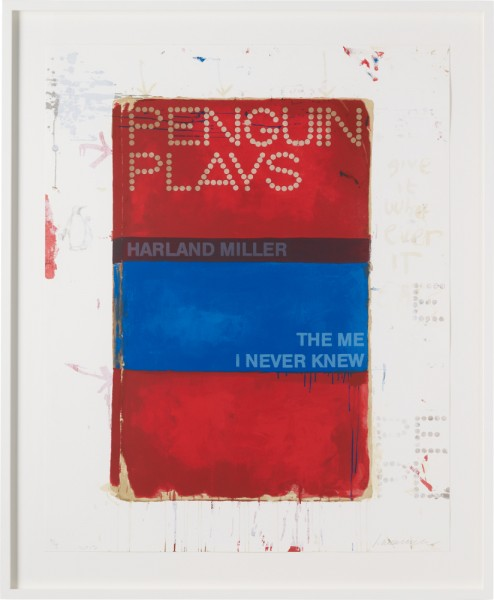 Harland Miller, The Me I Never Knew, 2013