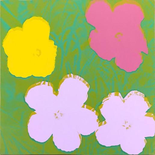 Andy Warhol, Flowers (FS II.68), 1970