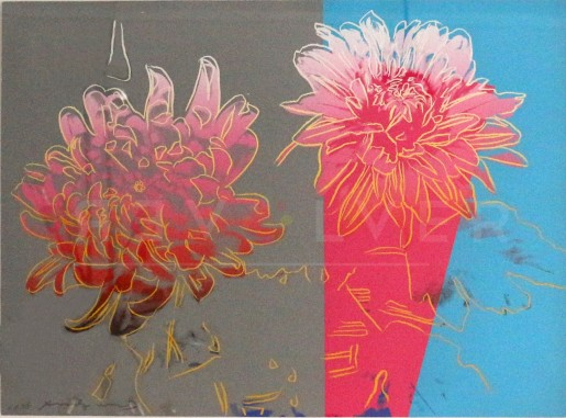 Andy Warhol, Kiku (FS II.308), 1983