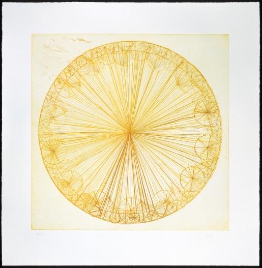 Tal R, Xanadu (yellow), 2009