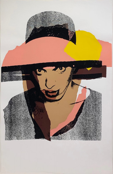 Andy Warhol, Ladies and Gentelmen (FS II.130), 1975