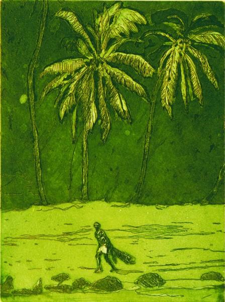 Peter Doig, Pelican, 2004