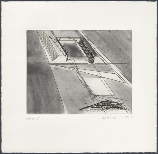 Michael Heizer, Untitled, 2013