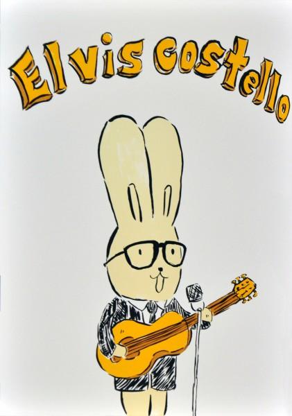 Atsushi Kaga, Elvis Costello, 2012