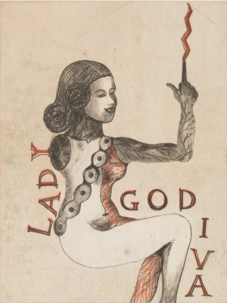 Sandra Vasquez de la Horra, Lady Godiva, 2012