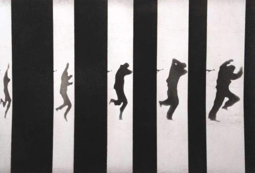 Juan Genoves, Silencio, Silencio: Cinco Minutos, 1970