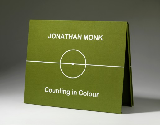 Jonathan Monk, Counting in Colour, 2010
