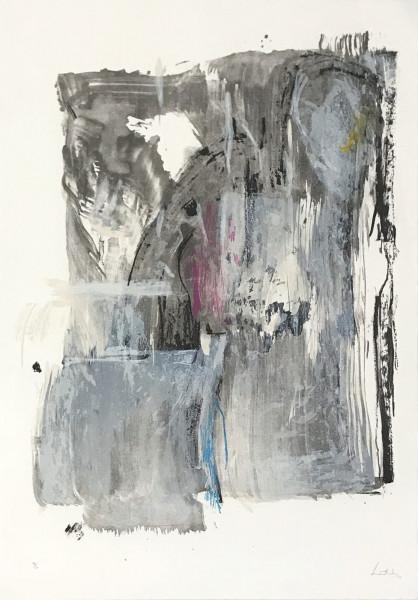 Helen Frankenthaler, Sudden Snow, 1987