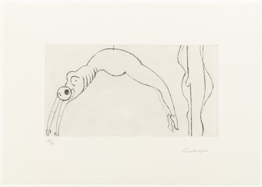Louise Bourgeois, Arched Figure, 1993