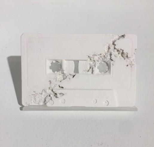 Daniel Arsham, Cassette Tape (Future Relic FR-04), 2015