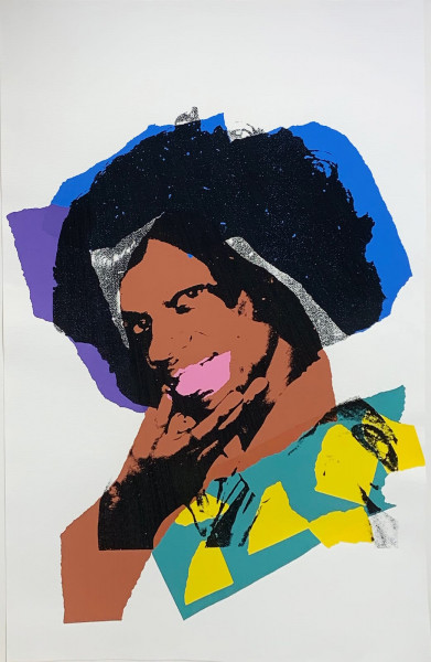 Andy Warhol, Ladies and Gentelmen (FS II.137), 1975