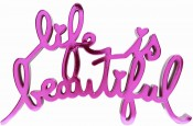 Life is Beautiful – Hard Candy Magenta