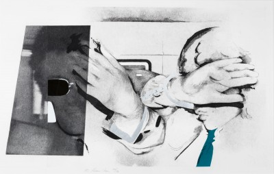 Swingeing London 67 by Richard Hamilton
