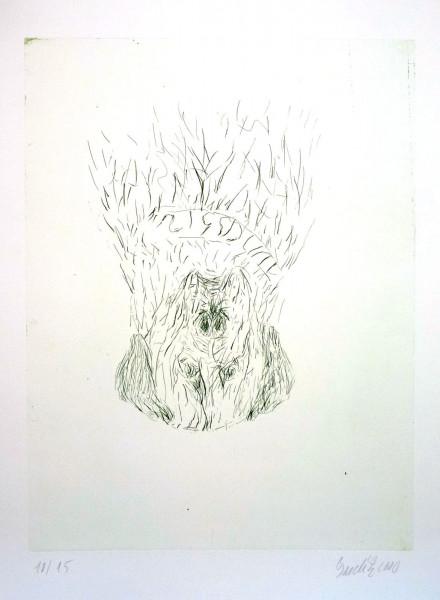Georg Baselitz, Sigmund, 2000
