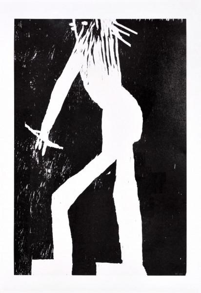 David Shrigley, Man, 2005
