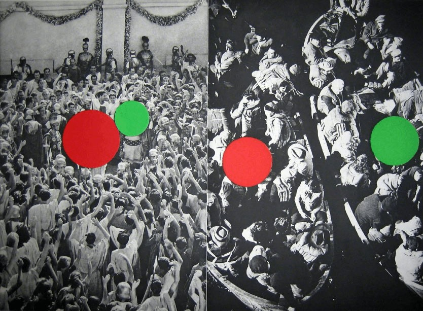 John Baldessari-Hegel's Cellar Portfolio (Suite of 10)