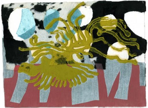 Jessica Stockholder, Untitled, 2001