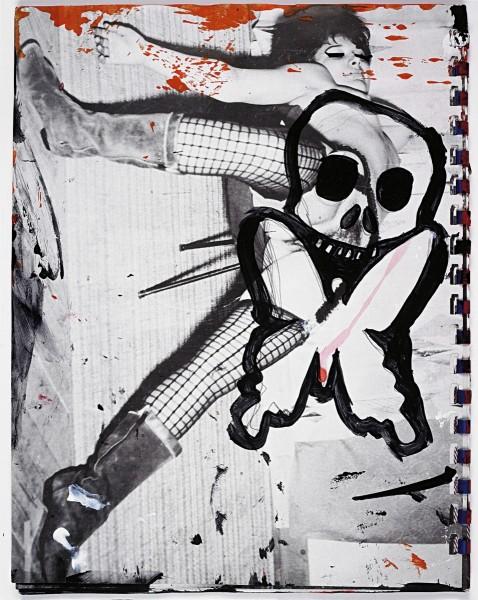 Richard Prince, Madame Butterfly, 2006