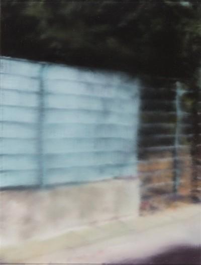 Gerhard Richter, Fence (P13), 2015