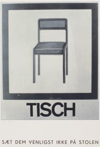 Martin Kippenberger, Tisch, 1996