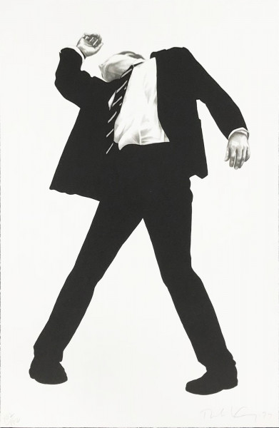 Robert Longo, Rick, 1994