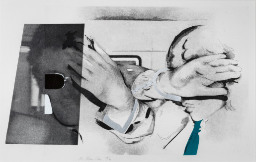 Richard Hamilton, Swingeing London 67, 1968
