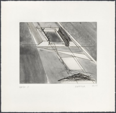 Michael Heizer - Untitled