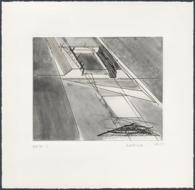 Michael Heizer - Vertical Cliff Displacement