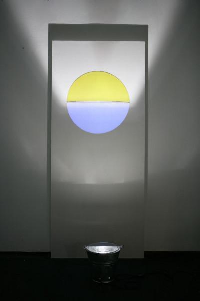 Olafur Eliasson, Sunset Door, 2006