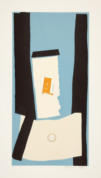 Harvest, in Scotland, from the Summer Light Series by Robert Motherwell