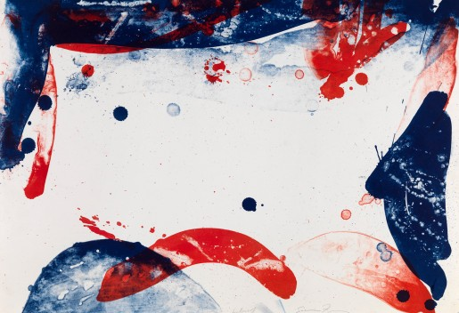 Sam Francis, Untitled, 1968