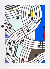 Musical Notes (Composition I)