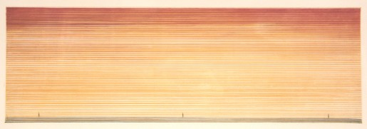 Ed Ruscha, Three Daughters, 1980