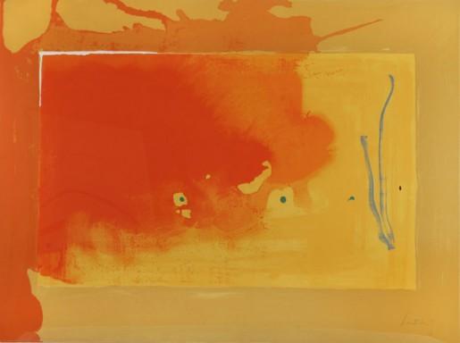 Helen Frankenthaler, Bilbao, 1998