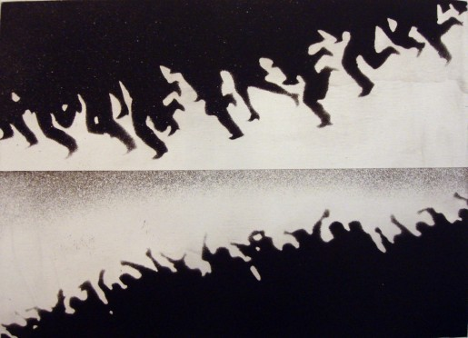 Juan Genoves, Silencio, Silencio: Despues con los de antes, 1970