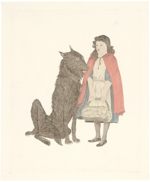 Kiki Smith, Friend, 2008