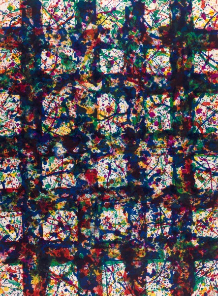 Sam Francis, Untitled, 1978