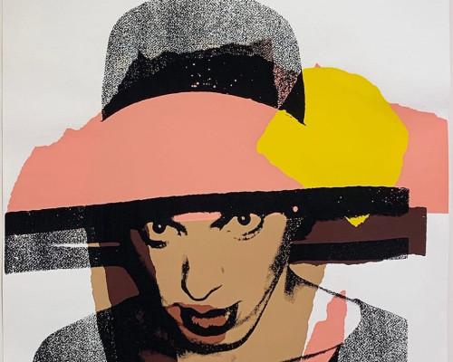 Ladies and Gentelmen (FS II.130) by Andy Warhol