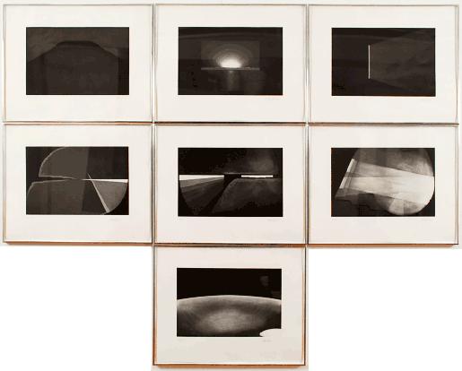 James Turrell, Deep Sky, 1984