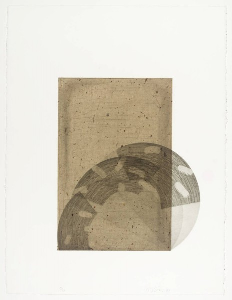 Richard Smith, Drawing Boards II: No.3, 1981