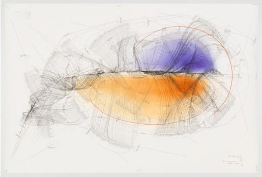 Jorinde Voigt, Emotional Spectrum A-Z (20), 2012/2017